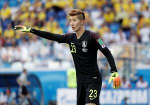 โสมขาวมาตามนัด ประเทศเกาหลีใต้กระหน่ำศรีลังกายับลิ่ว12ทีมคัดเลือกบอลโลก
